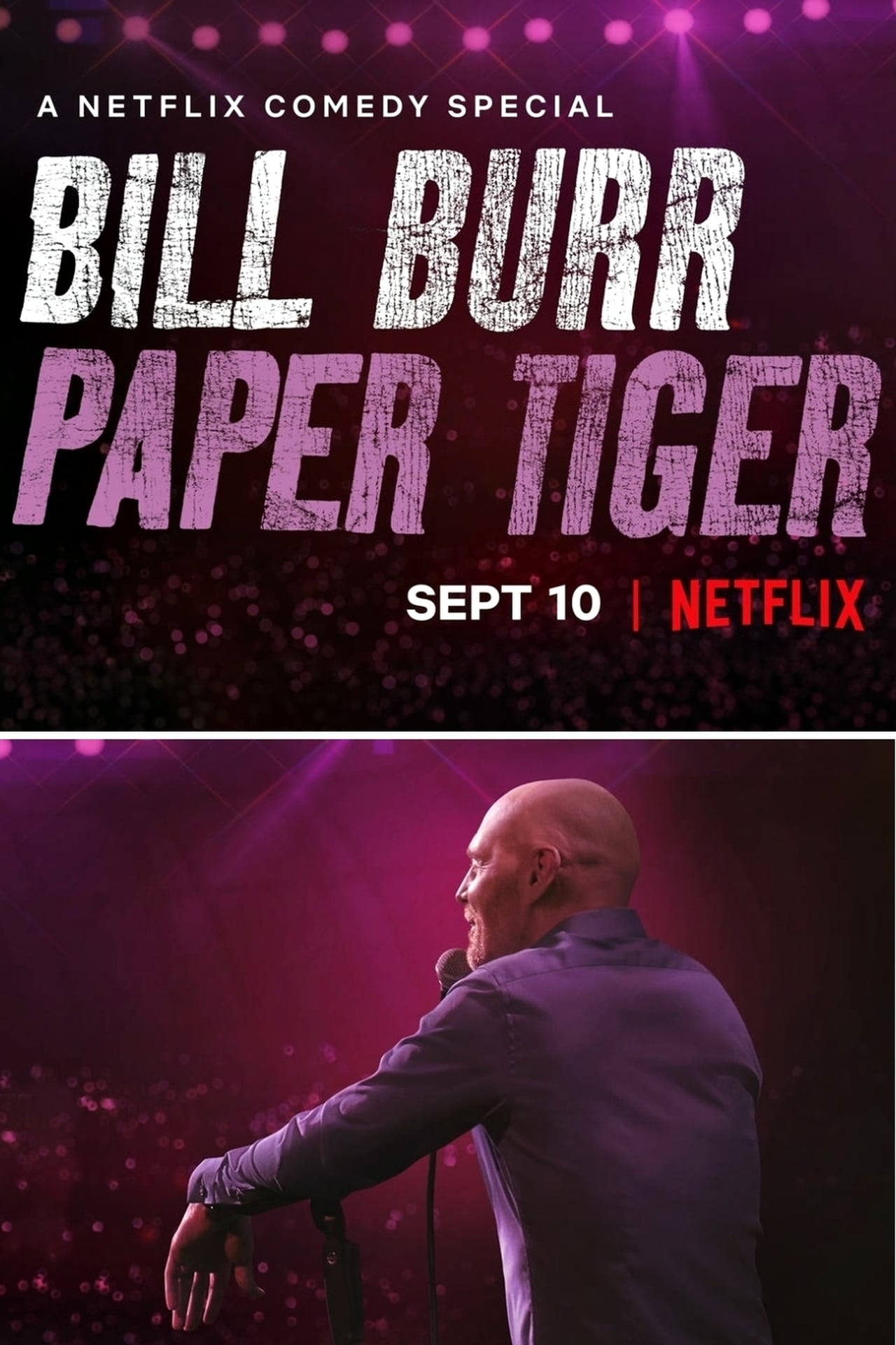 Bill Burr Paper Tiger 2019 Imdb