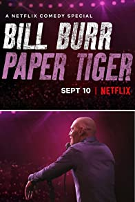 Bill Burr Paper Tiger บิล เบอร์ เสือกระดาษ