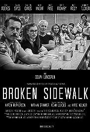 Broken Sidewalk Poster