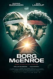 Play or Watch Movies for free Borg vs. McEnroe (2017)
