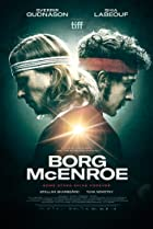 Borg vs. McEnroe (2017) Poster