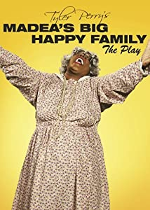 Hollywood movie trailers download Madea's Big Happy Family by Tyler Perry [mts]