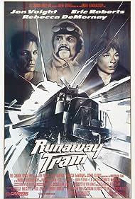 Rebecca De Mornay, Eric Roberts, and Jon Voight in Runaway Train (1985)