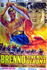 Brennus, Enemy of Rome (1963) with English Subtitles on DVD on DVD