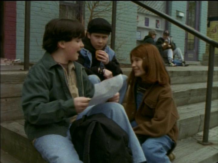 Goosebumps The Blob That Ate Everyone Tv Episode 1997 Imdb