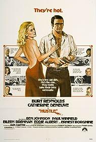 Hustle (1975) Poster - Movie Forum, Cast, Reviews