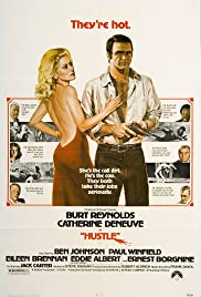 Hustle (1975) Poster - Movie Forum, Cast, Reviews