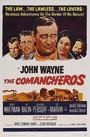 Where to stream The Comancheros