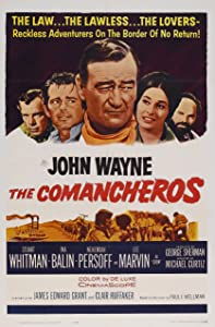 Bittorrent movie downloads sites The Comancheros [2k]