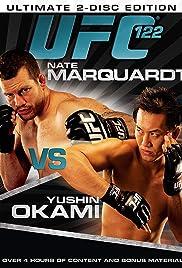 UFC 122: Marquardt vs. Okami Poster