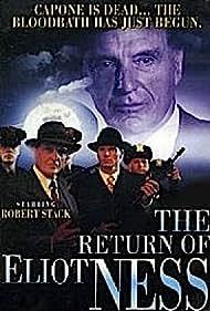 Robert Stack in The Return of Eliot Ness (1991)