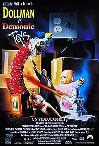 Primary photo for Dollman vs. Demonic Toys