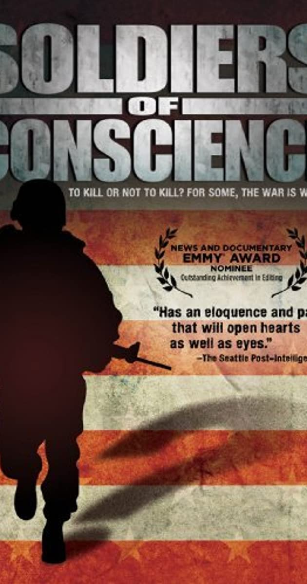 Soldiers Of Conscience 2007