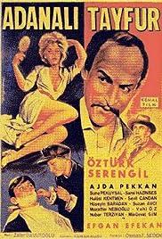 Adanali Tayfur Poster