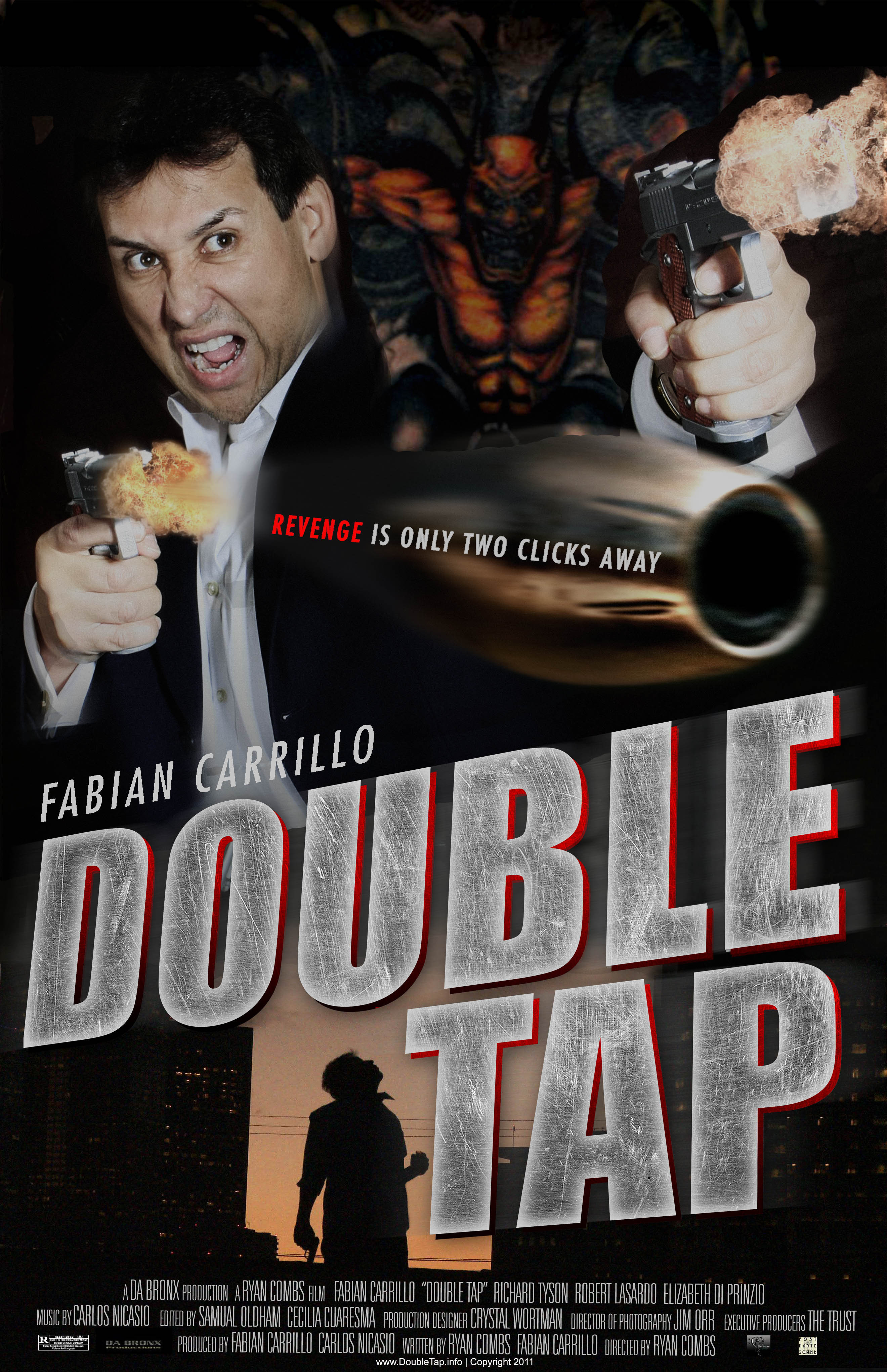 Double Tap on FREECABLE TV