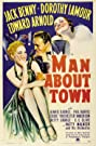 Man About Town (1939) Poster