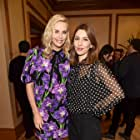 Charlize Theron and Sofia Coppola at an event for Atomic Blonde (2017)