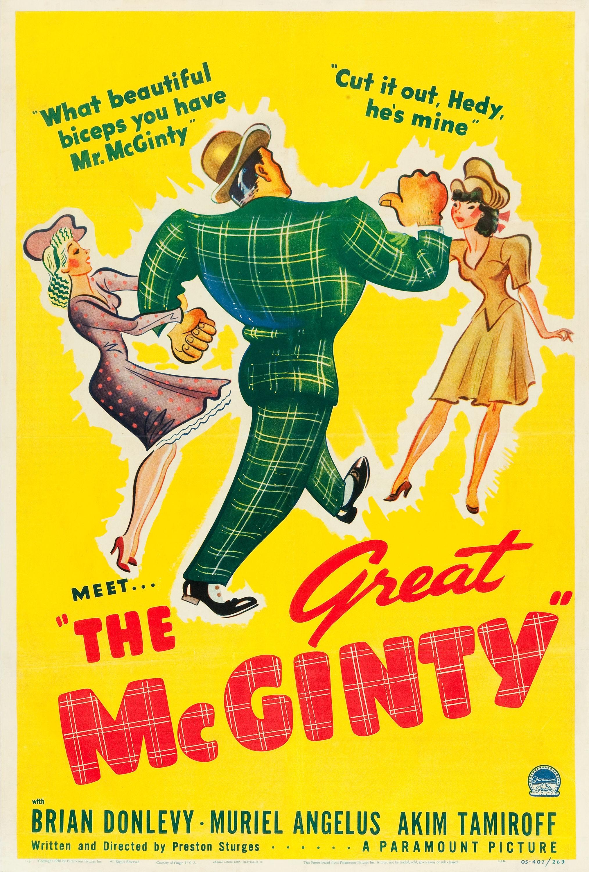 The Great McGinty (1940) - IMDb
