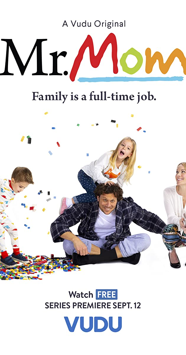Download Mr. Mom or watch streaming online complete episodes of  Season1 in HD 720p 1080p using torrent