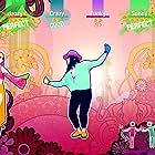 Becca Sweitzer and Quinn Lipton in Just Dance 2021 (2020)