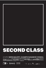 Second Class Poster