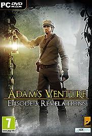 Adam's Venture: Episode 3, Revelations Poster