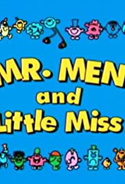 Mr. Men and Little Miss Poster