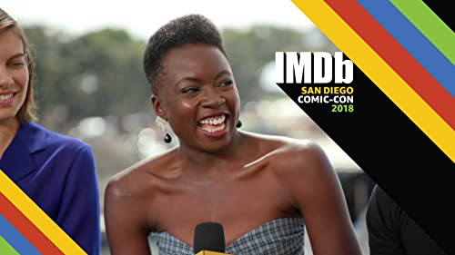 "Danai Gurira on Straddling ""Walking Dead,"" 'Black Panther' Worlds"