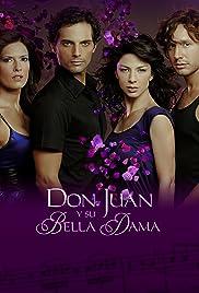 Don Juan y su bella dama Poster