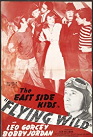 Flying Wild (1941) Poster - Movie Forum, Cast, Reviews
