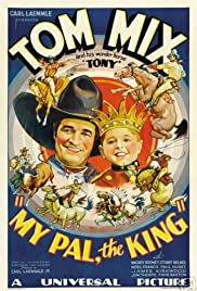 My Pal, the King Poster