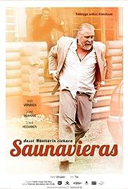 Saunavieras Poster