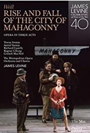Rise and Fall of the City of Mahagonny Poster