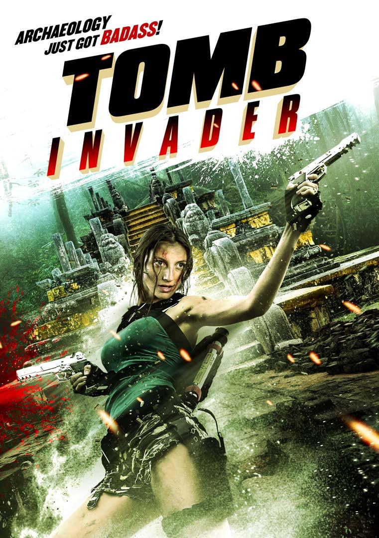 Tomb Invader 2018
