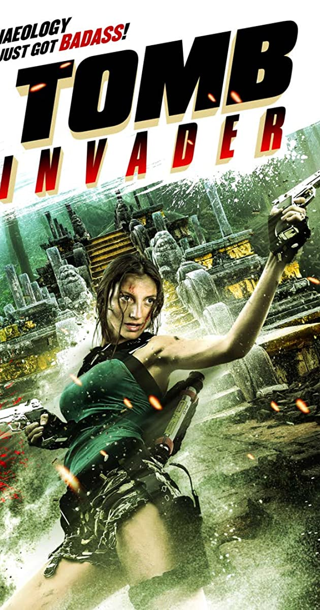 Tomb Invader Tv Movie 2018 Tomb Invader Tv Movie 2018 User