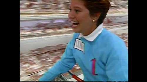 In this game show, contestants answer trivia questions and then compete in a timed race through the supermarket. The team that has the most valuable items in their shopping cart at the end of the race wins.