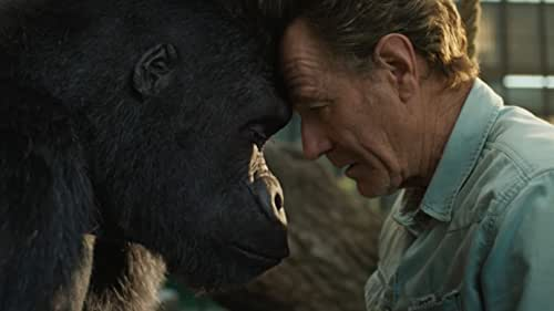 Bryan Cranston, Angelina Jolie Raise Honest Voices in 'The One and Only Ivan'