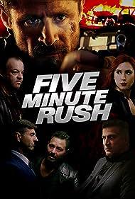 Artine Tony Browne, Andrea Stefancikova, Lee Tomaschefski, Thomas Newman, Steve Baran, Bruce Blain, and Larry Hamm in Five Minute Rush (2017)