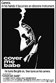Cover Me Babe Poster