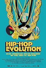 Hip-Hop Evolution Poster
