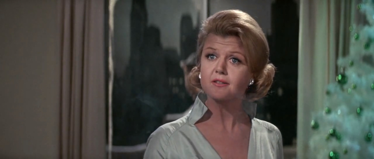 Angela Lansbury in The World of Henry Orient (1964)