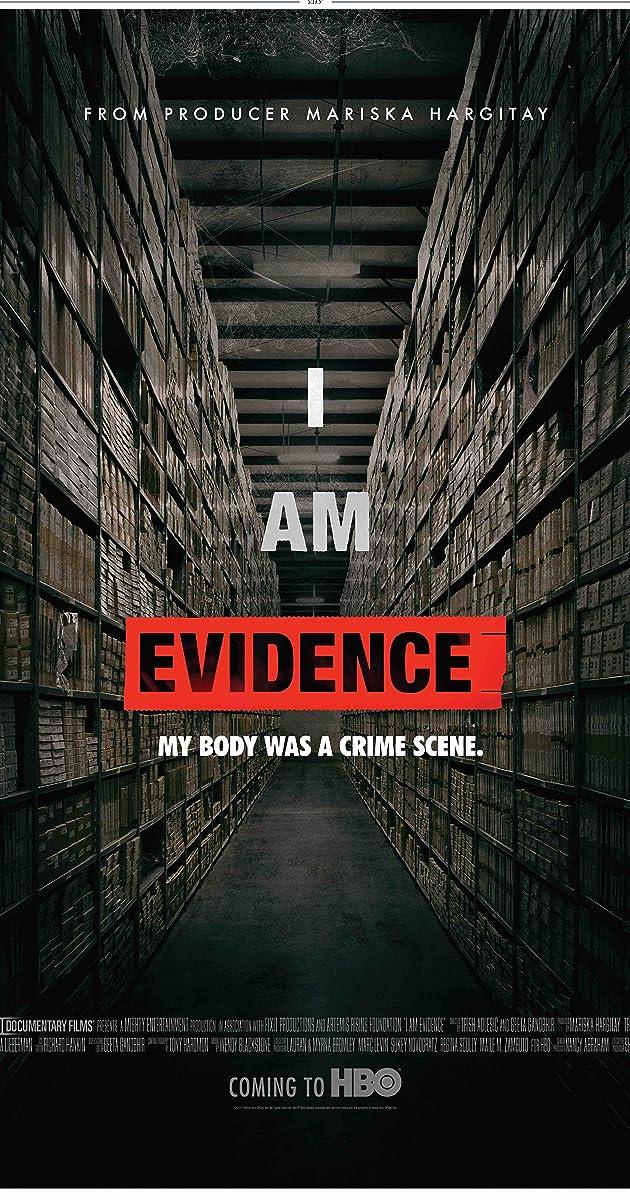 i am evidence  2017