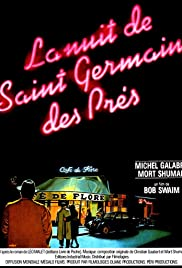 The Night of Saint Germain des Pres Poster
