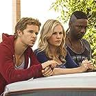 Anna Paquin, Ryan Kwanten, and Nelsan Ellis in True Blood (2008)