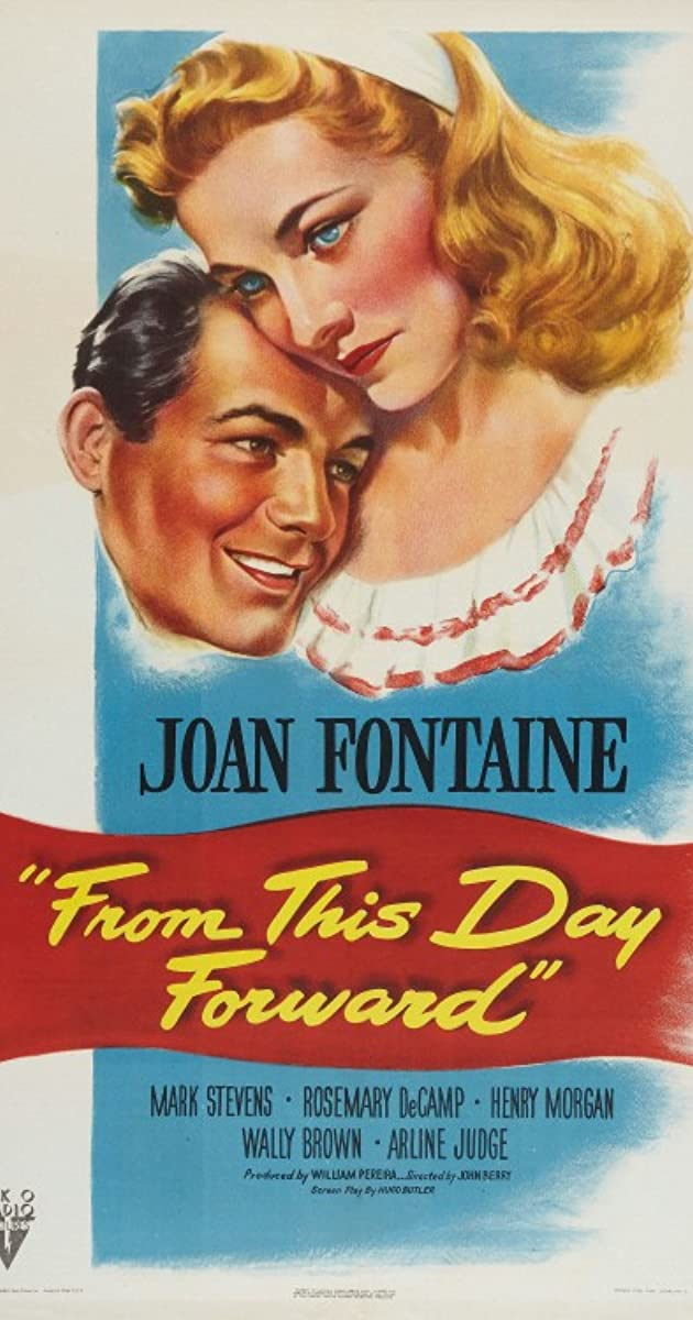 From This Day Forward 1946 Imdb