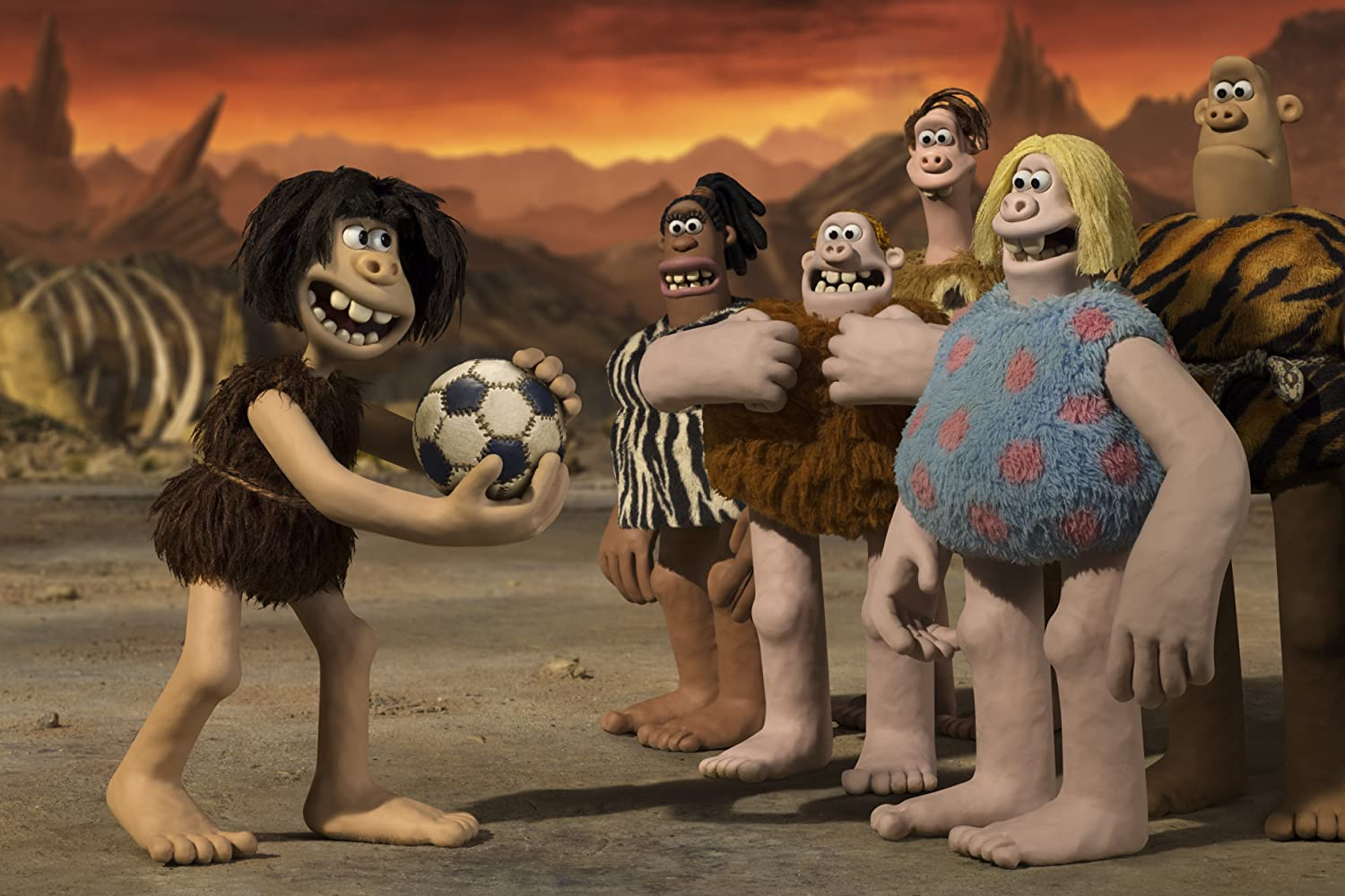 Early Man (I Primitivi) screenshot 3