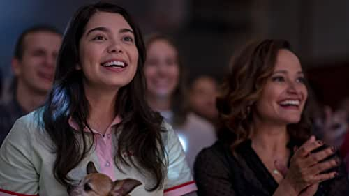 """Amber Appleton (Auli'i Cravalho) remains an optimist even when her personal life is far less stable than it appears on the surface. A musically gifted high school student with aspirations to attend Carnegie Mellon, Amber balances work, life, and some tough life secrets with a smile. But when new obstacles present themselves that threaten her dreams, Amber must learn to lean on the strength of her chosen family to move forward. Directed by Brett Haley (All The Bright Places, Hearts Beat Loud) and based on Matthew Quick's novel """"Sorta Like a Rock Star,"""" ALL TOGETHER NOW is on Netflix August 28."""