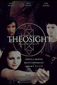 Leah Solmaz, Kiah Reeves, and Alex Bourne in Theosight (2019)