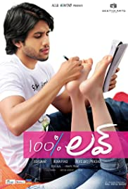 100% Love (2011) Poster - Movie Forum, Cast, Reviews