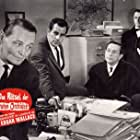 Eddi Arent, Wolfgang Büttner, Adrian Hoven, and Günther Jerschke in Das Rätsel der roten Orchidee (1962)
